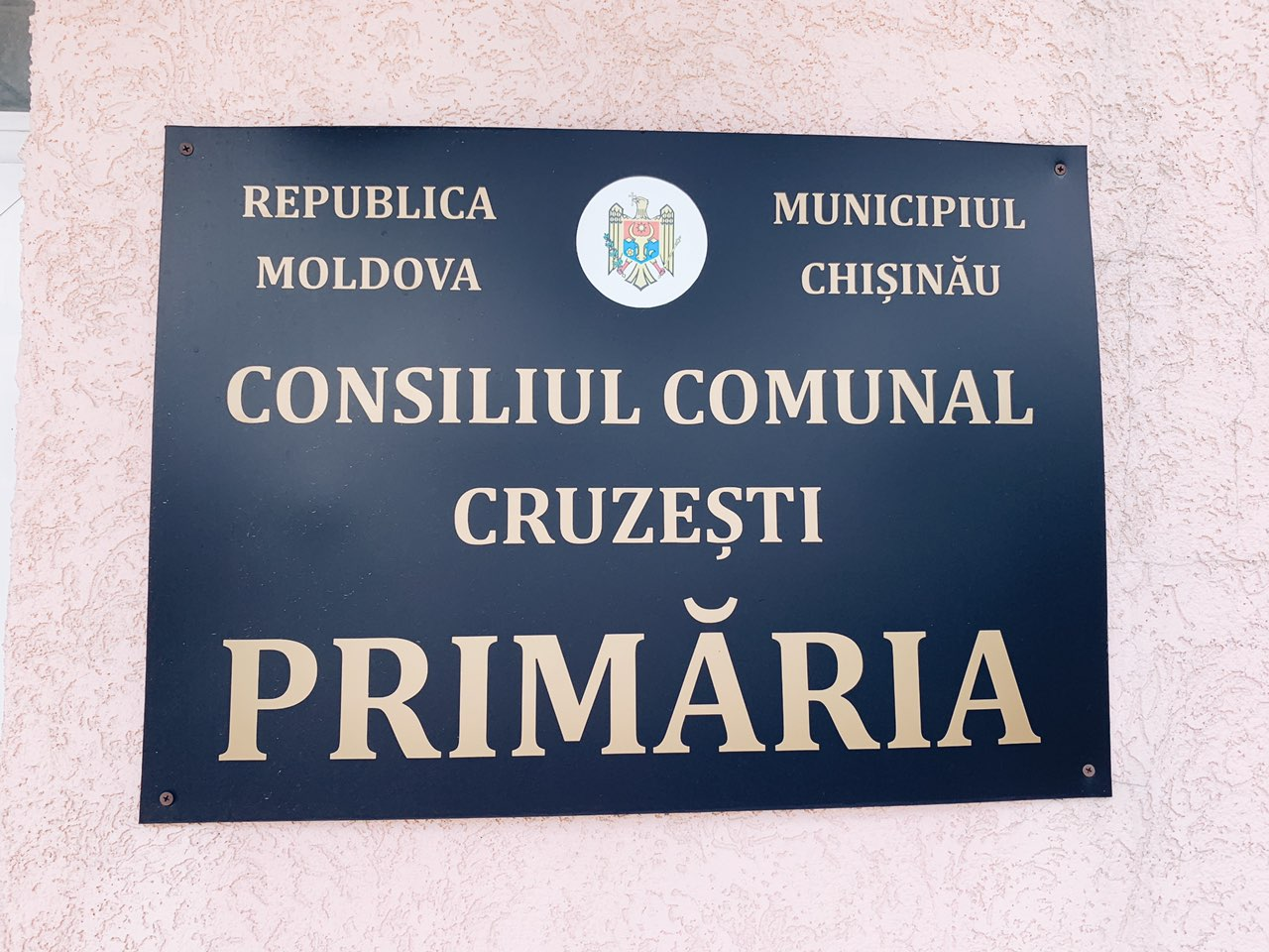 Cu privire la convocarea ședintei ordinare a Consiliului local Cruzești