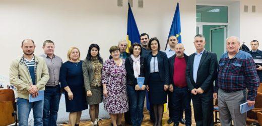 Cu privire la convocarea ședinței ordinare a Consiliului local Cruzești