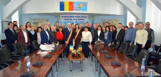 Semnarea Protocoalelor de colaborare și înfrățire 06.12.2019